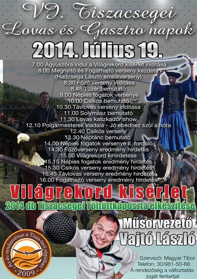 lovasnap Plakát 07.19