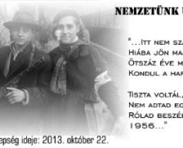1956-os ünnepi megemlékezés