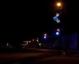 Felkapcsolták a karácsonyi fényeket