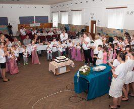 Tiszacsege Ifjúságáért Alapítvány 25. évfordulója