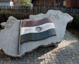 Ünnepi megemlékezés az 1956-os forradalom és szabadságharc tiszteletére