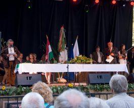 Megyei Vadásznap 2017. augusztus 26. Tiszacsege