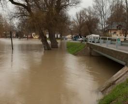 A Tisza áradása