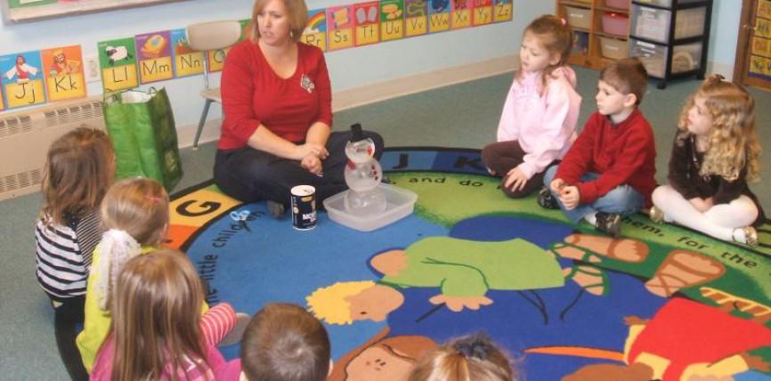 Meghívó – Anyanyelvi nevelés kisgyermekkorban