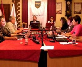 Képviselő-testületi ülés 2015. október 27.