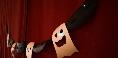 Halloween délután a tiszacsegei Művelődési Otthonban