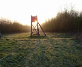 Ajánlás vadászterületek határvonalára