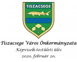 Képviselő-testületi ülés – 2020. február 20.
