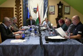 2019. november 28-ai képviselő-testületi ülés felvétele