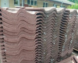 Bontott tetőcserép eladó
