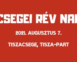 Csegei Rév Nap – 2021. augusztus 7.