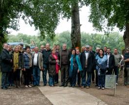 Halász János államtitkár látogatása