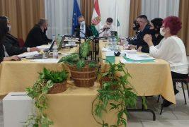 Tiszacsege Város Önkormányzata Képviselő-testületének alakuló ülése 2020. október 30.