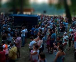 Tisza-parti rendezvénytér