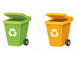 Tájékoztatás szelektív hulladékgyűjtő edények pótosztásáról – 2021. július 12.