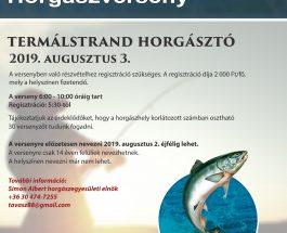 Csege Napok – Horgászverseny