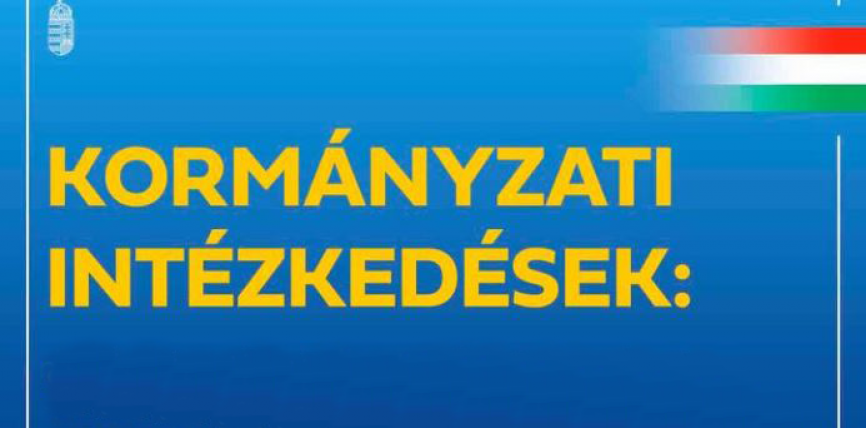 A Kormány 484/2020. (XI. 10.) Korm. rendelete a veszélyhelyzet idején alkalmazandó védelmi intézkedések második üteméről