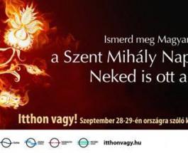 Itthon vagy – Magyarország szeretlek és Turizmus Világnapja Tiszacsegén